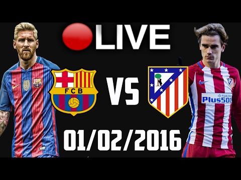 Video FC Barcelona vs Atletico Madrid Copa del Rey 07/02/2017 Live Stream download in MP3, 3GP, MP4, WEBM, AVI, FLV January 2017