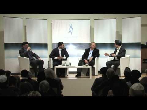 Jüdisch-Islamischer Dialog aus der Synagoge in Hamburg 1/2
