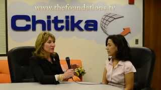 Lt. Governor Karyn Polito talks to Foundations TV