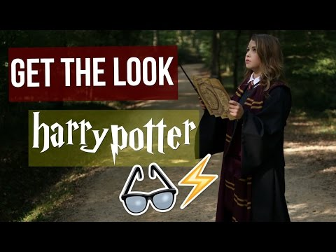 [ Get the look n°4 ] : HARRY POTTER ⚡️👓
