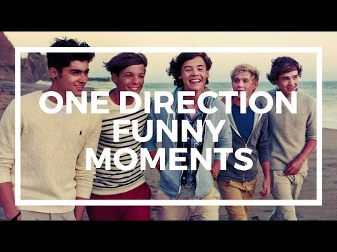 ♡ One Direction – Funny Moments ♡