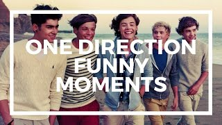 ♡ One Direction - Funny Moments ♡