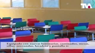 Inauguramos el Comedor para los estudiantes de Media COMENTA!