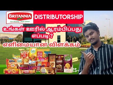 Britannia Distributorship Business | Dealership Business Ideas |  Low Investment Dealership Business