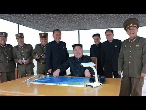 Βόρεια Κορέα: «Επόμενος στόχος το Γκουάμ»