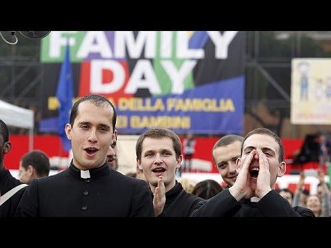 Ιταλία: Κινητοποίηση κατά των συμφώνων συμβίωσης