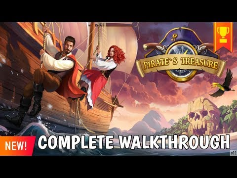 Adventure Escape Mysteries PIRATES TREASURE Complete Walkthrough