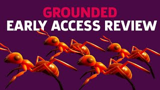 Grounded Early Access Review by GameSpot