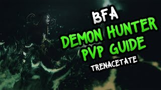 Download Video 8.0.1 Demon Hunter PvP BFA Guide | by the Highest DH in the World MP3 3GP MP4