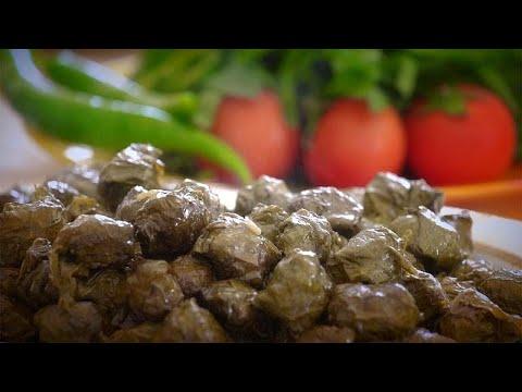 Αζερμπαϊτζάν: Βασιλιάς της κουζίνας…ο ντολμάς!