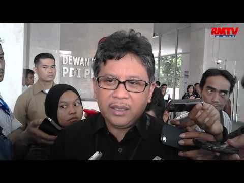 PDIP: Evaluasi Menteri Kewenangan Presiden