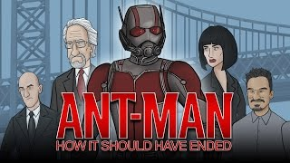 Video How Ant-Man Should Have Ended MP3, 3GP, MP4, WEBM, AVI, FLV Juli 2018