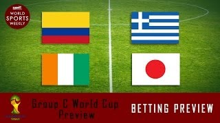 Soccer Picks: Group C World Cup Betting Predictions