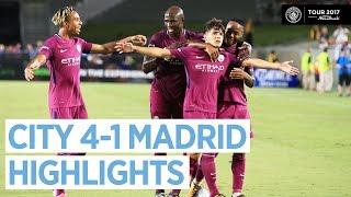 Video Man City vs Real Madrid 4-1 | All Highlights & Goals - Official HD 27 July 2017 MP3, 3GP, MP4, WEBM, AVI, FLV April 2019