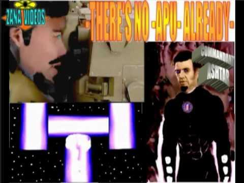EL COMANDANTE ASTHAR DESTRUYE APU ( 1 DE 2 PARTES)