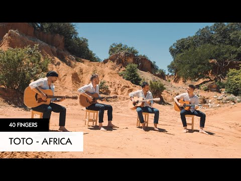 40 FINGERS - Africa (TOTO) - Official Video