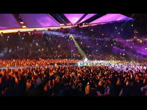 The Weeknd - I Feel It Coming [Live At Manchester Arena]