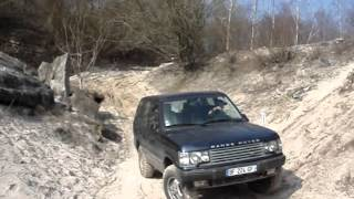 P38 Range Rover Plailly 2