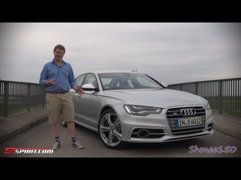 2013 Audi S6 [GTspirit.com Overview]