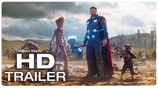 Video AVENGERS INFINITY WAR Thor Arrives In Wakanda Fight Scene Trailer (2018) Superhero Movie Trailer HD MP3, 3GP, MP4, WEBM, AVI, FLV Mei 2018