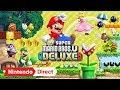 NewスーパーマリオブラザーズU デラックス [Nintendo Direct 2018.9.14]