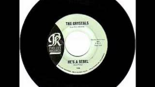 Video The Crystals - He's a Rebel (1962) MP3, 3GP, MP4, WEBM, AVI, FLV September 2018
