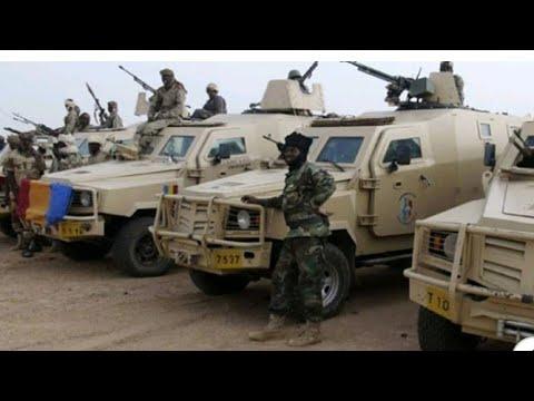Sojojin Niger Sun kashe Yan Boko Haram 75 a Yankin sahel