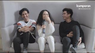 Kolaborasi Wizzy & Izza Untuk Film Jomblo