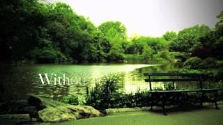 Without You - (LYRIC VIDEO) AJ Rafael | AJ Rafael