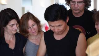 Hofheim Germany  city photo : Sept 2016 Master Yang at balance studio Hofheim Germany