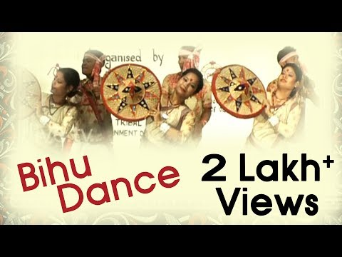 Video Bihu Dance of Assam | FT Bodo & Tiwa Tribe | National Tribal Dance Festival- HD download in MP3, 3GP, MP4, WEBM, AVI, FLV January 2017