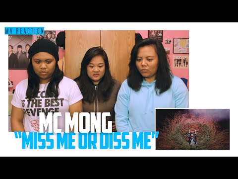 MV Reaction: MC MONG - 내가 그리웠니 (Miss me or diss me) feat. Jinsil of Mad soul child