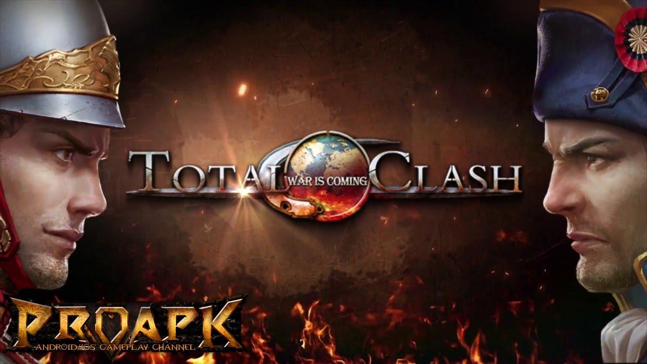 Total Clash CBT
