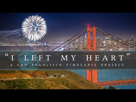 Timelapse video captures beauty of San Francisco