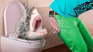 Video 15 Funny Pranks for April Fools! MP3, 3GP, MP4, WEBM, AVI, FLV Juni 2019