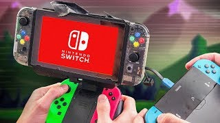 Video Building the Ultimate Nintendo Switch MP3, 3GP, MP4, WEBM, AVI, FLV September 2019