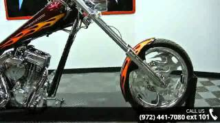 4. 2006 American Ironhorse Legend Chopper - Dream Machines o...