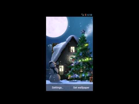 Video of Christmas Moon free