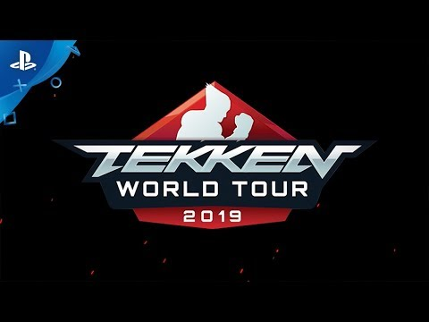 Tekken World Tour 2019 - Announcement Trailer | PS4 - Thời lượng: 90 giây.