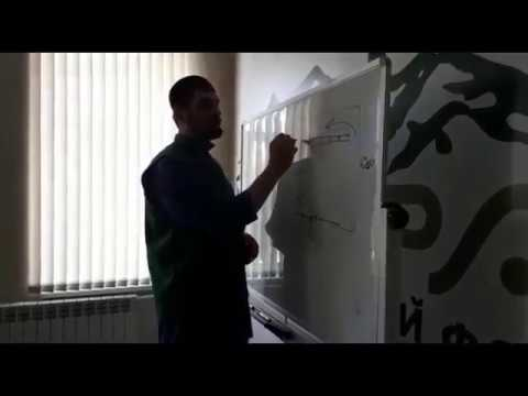 Мастер класс провёл руководитель БФ Хайра Минкаил Ахмадов