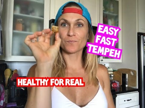 How To Cook Tempeh - 7 Minutes!