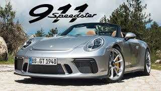 Porsche 911 Speedster: Road Review | Carfection 4K by Carfection
