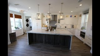Industrial Transitional Design Build Kitchen Remodel in San Clemente OC