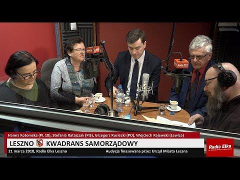 Wideo1: Leszno Kwadrans Samorządowy 09 2018