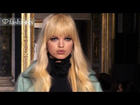 Daphne Groeneveld - http://www.FashionTV.com/videos WORLD - FashionTV highlights model Daphne Groeneveld's career for Fall/Winter 2014. Notable shows she walked in were Dsquared...