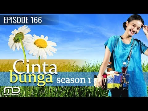 Cinta Bunga - Season 01 | Episode 166