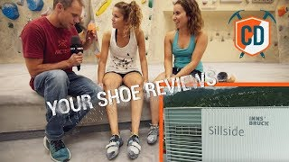 We Review Your Climbing Shoes: Kletterzentrum Innsbruck | Climbing Daily Ep.1251 by EpicTV Climbing Daily