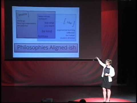 Co-teaching: Avoiding the Clash of the Titans: Jessica Stamler at TEDxMCPSTeachers
