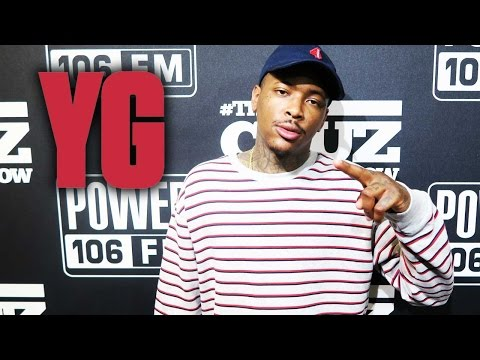 """YG Says """"Still Krazy"""" Was A Difficult Album To Make + Receives A Surprise Phone Call"""