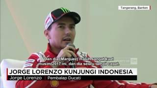 Video MotoGP 2017: Jorge Lorenzo Bicara Kansnya MP3, 3GP, MP4, WEBM, AVI, FLV Februari 2018